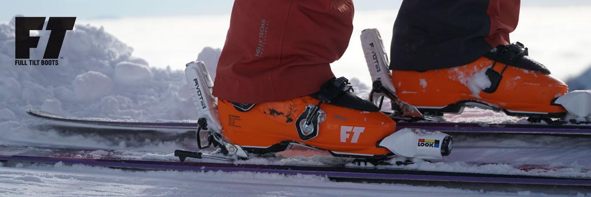 Full Tilt Ski Boots, Ski Gear