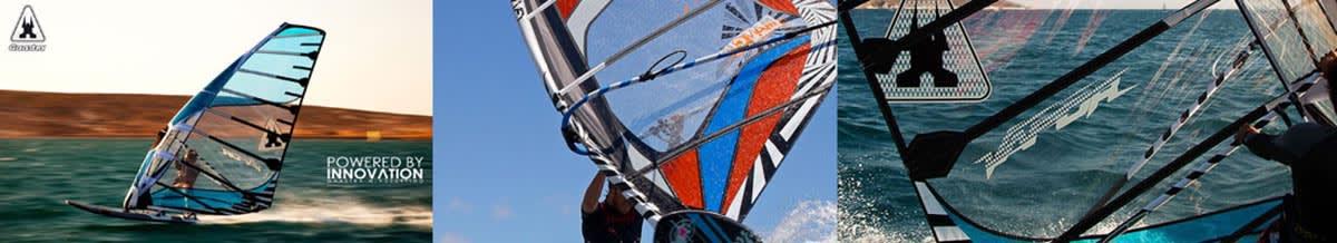 Gaastra Windsurfing Sails, Masts & Booms