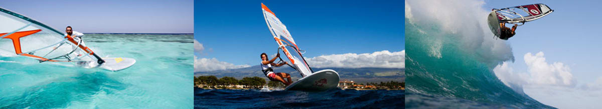 HiFly Windsurfers, Windsurfing Sails, Masts & Booms