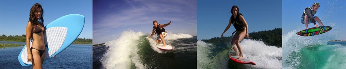 Inland Surfer Wakesurfers