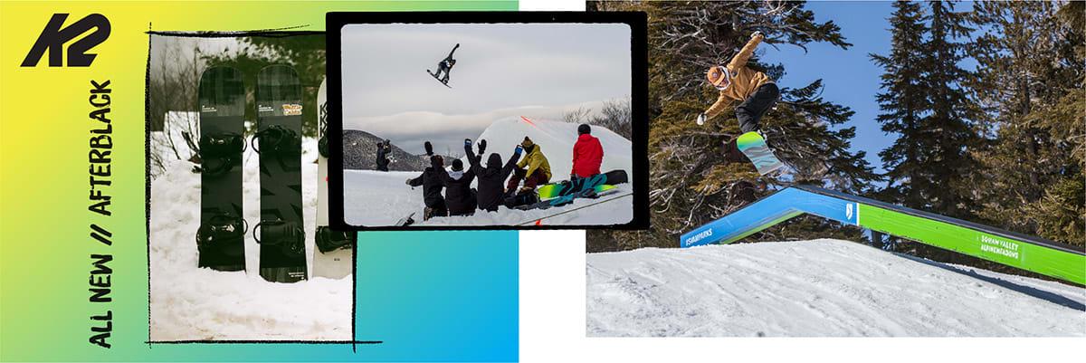 K2 Snowboards, Snowboard Boots, Bindings, Skis, Hoodies