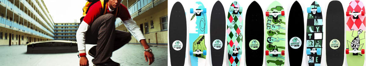 Myrtle Skateboards & Longboards