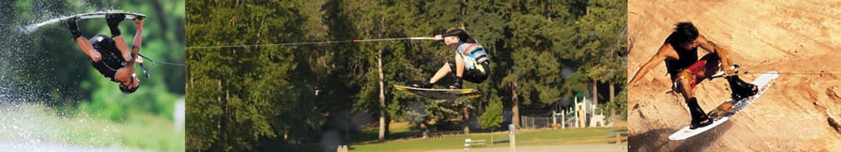 Nevin Wakeboard Bindings, Wakeboarding Vests, Handles & Lines