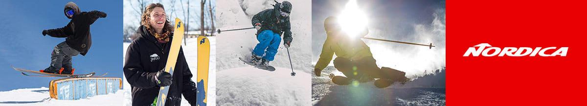 Nordica Skis & Skiing Equipment