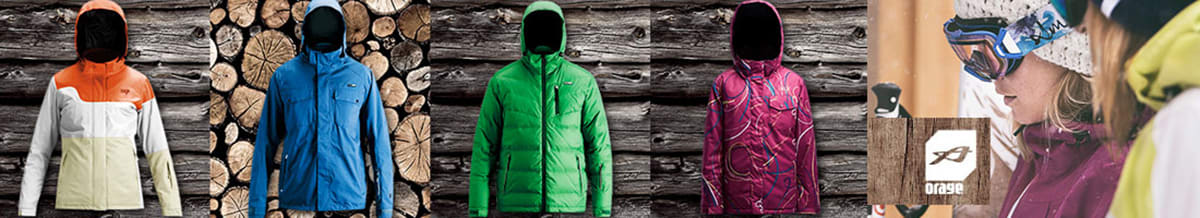 Orage Ski & Snowboard Clothing, Jackets, Pants