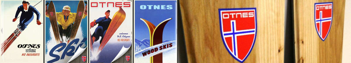 Otnes Skis & Skiing Equipment