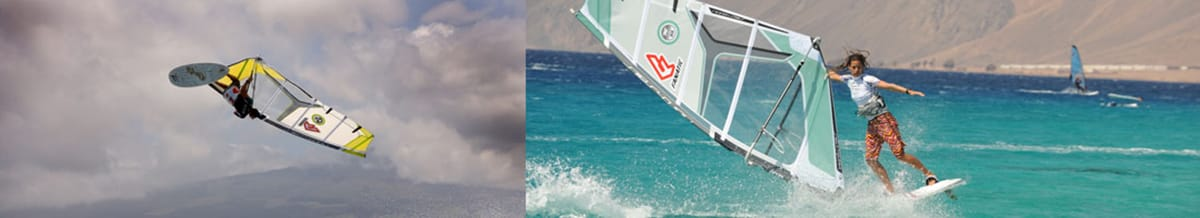 Pacific Windsurfers & Windsurfing Gear
