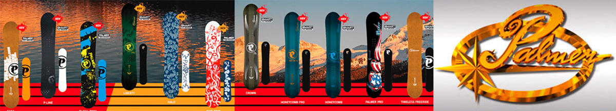Palmer Snowboards Men's & Women's