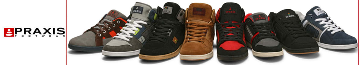 Praxis Skate Shoes