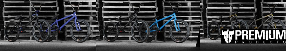Premium Bikes, BMX Bikes, Racing Bikes, Street Bikes