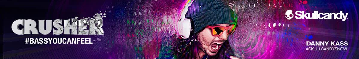 Skullcandy Headphones, Earbuds