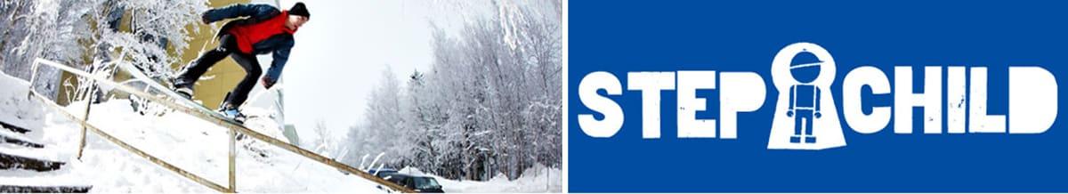 Stepchild Snowboards, Hoodies, T-Shirts