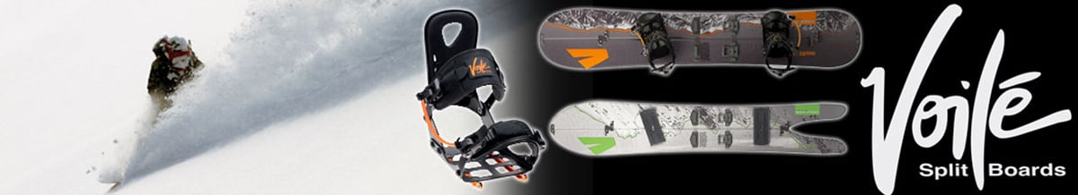 Voile Splitboards, Skis & Skiing Equipment