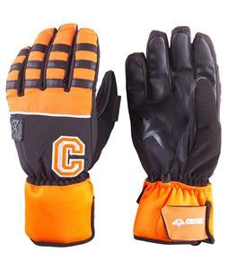 Celtek Ace Gloves Orange