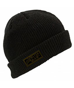 Celtek Bomber Beanie Black Pop