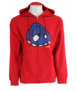 Celtek Breakout Hoodie Red
