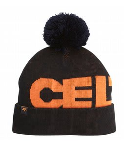 Celtek Circuit Beanie Black/Orange