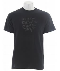 Celtek Clan Vintage T-Shirt Black