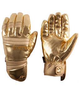 Celtek Faded Gloves Gold Finger