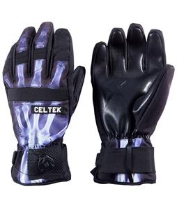 Celtek Faded Protec Wrist Guard Gloves X-Ray