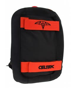 Celtek Gnar Bag W Hot Lap Red