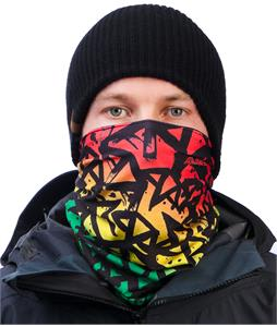 Celtek Heist Facemask Rasta Graffiti
