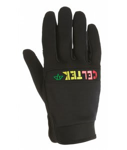 Celtek Misty Gloves Black