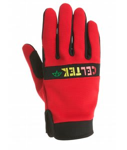 Celtek Misty Gloves Red