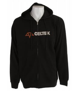 Celtek Overlay Hoodie Black