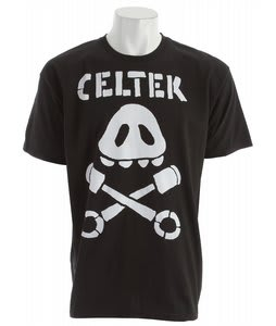 Celtek Pistons T-Shirt Black