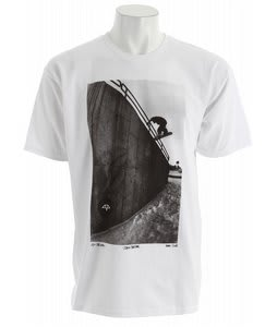 Celtek Shutter T-Shirt White