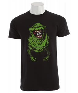 Celtek Slimer T-Shirt Black