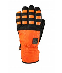 Celtek Ace Gloves Orange
