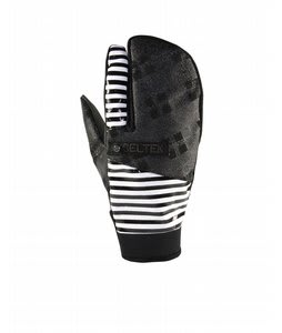 Celtek Trippin Pipe Gloves Black Stripe