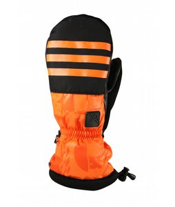 Celtek Vertical Mittens Orange