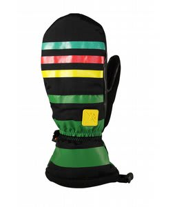 Celtek Vertical Mittens Rasta