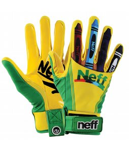 Neff Chameleon Gloves Crayons