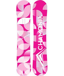 Chamonix Quartz Snowboard