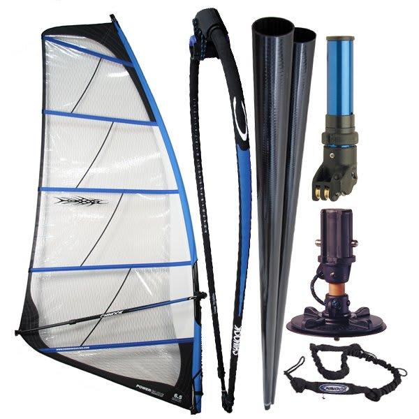 Chinook Powerglide Windsurfing Rig 4.0