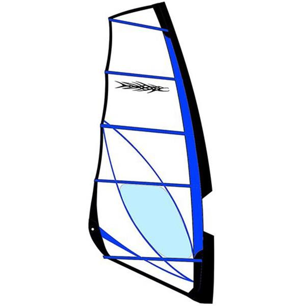 Chinook Free Ride/Fun Windsurf Sail