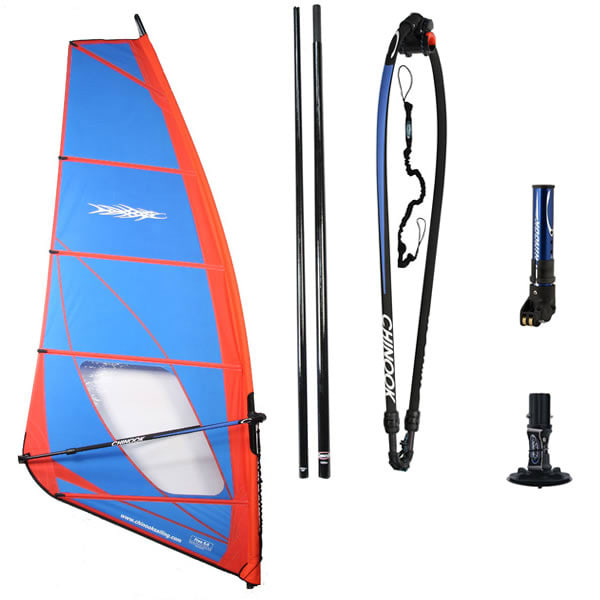 Shop for Chinook Free Ride Windsurf Rig 5.5m