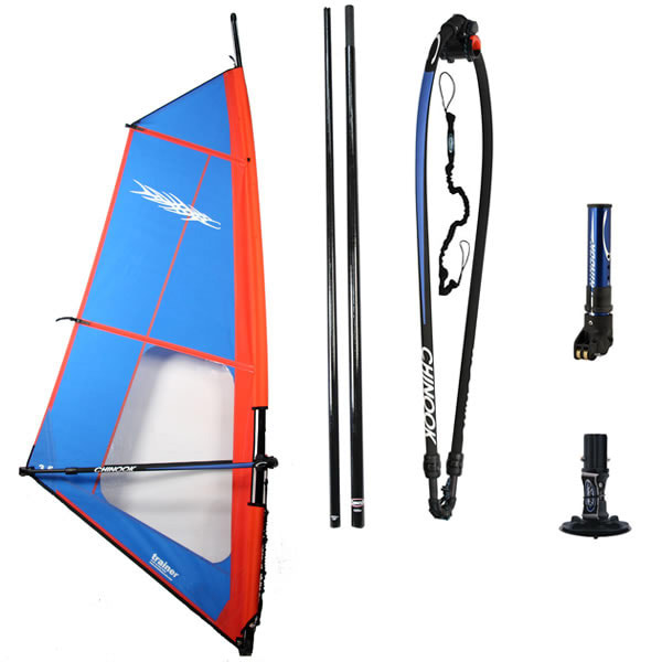 Shop for Chinook Trainer Windsurf Rig 5.0m