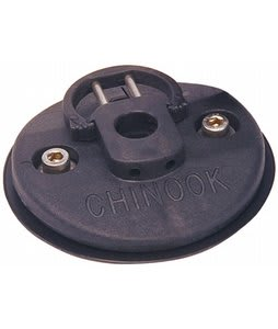 Chinook Windsurfing Base 2 Bolt Base Plate Assembly