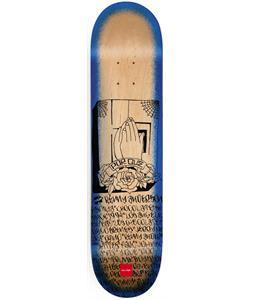 Chocolate Anderson Lupitas Skateboard Deck