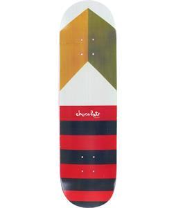 Chocolate Berle Battle Flag Skateboard Deck