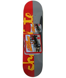Chocolate Brenes Lunch Box Skateboard Deck