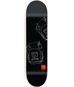 Chocolate Elijah Berle Sketch Skateboard Deck