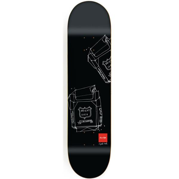 Chocolate Elijah Berle Sketch Skateboard Deck
