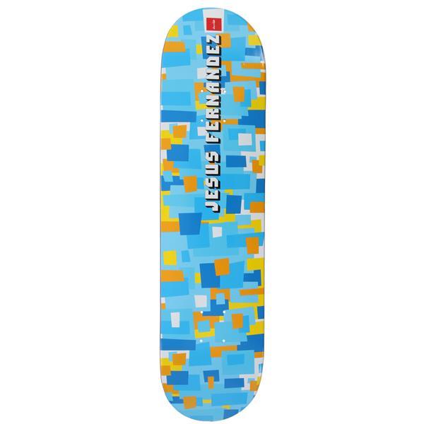 Chocolate Fernandez Cubes Skateboard