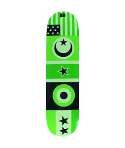 Chocolate Hsu Flags Skateboard Deck